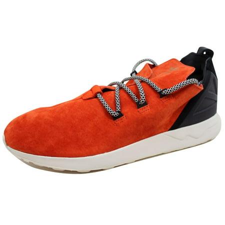 new arrival 0773e bf576 Adidas Men s ZX Flux ADV X Craft Chili Core Black BB1406 - Walmart.com