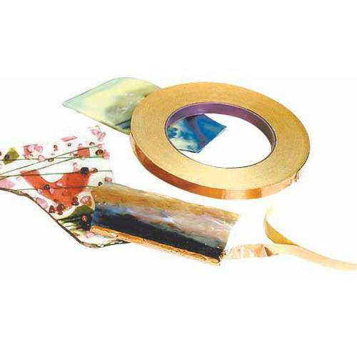 School Specialty Adhesive Backed Copper Foil Tape, Multiple Widths, 36 Yards