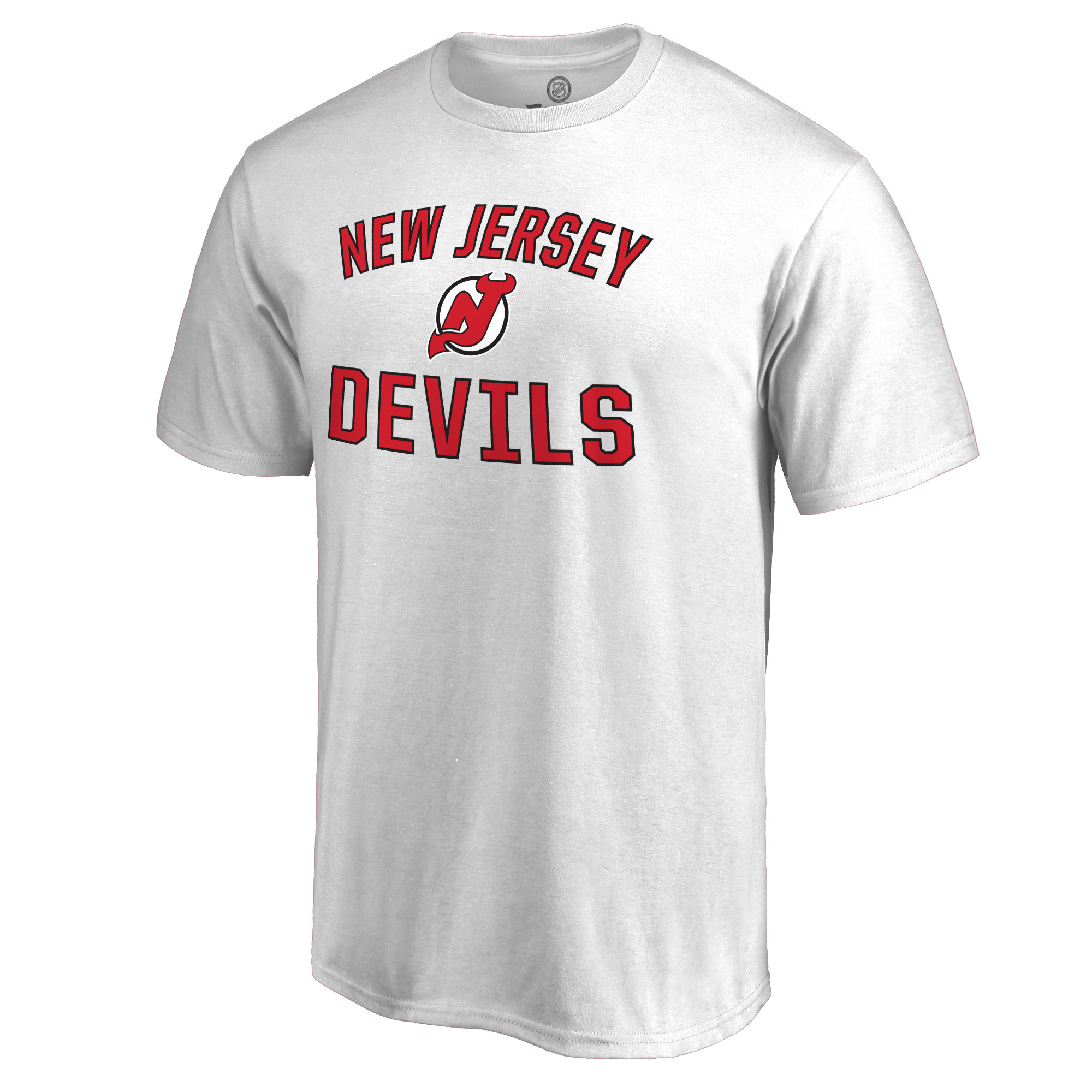 New Jersey Devils Victory Arch T-Shirt - White