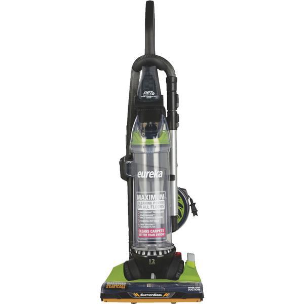 Eureka SuctionSeal Pet Bagless Upright Vacuum.