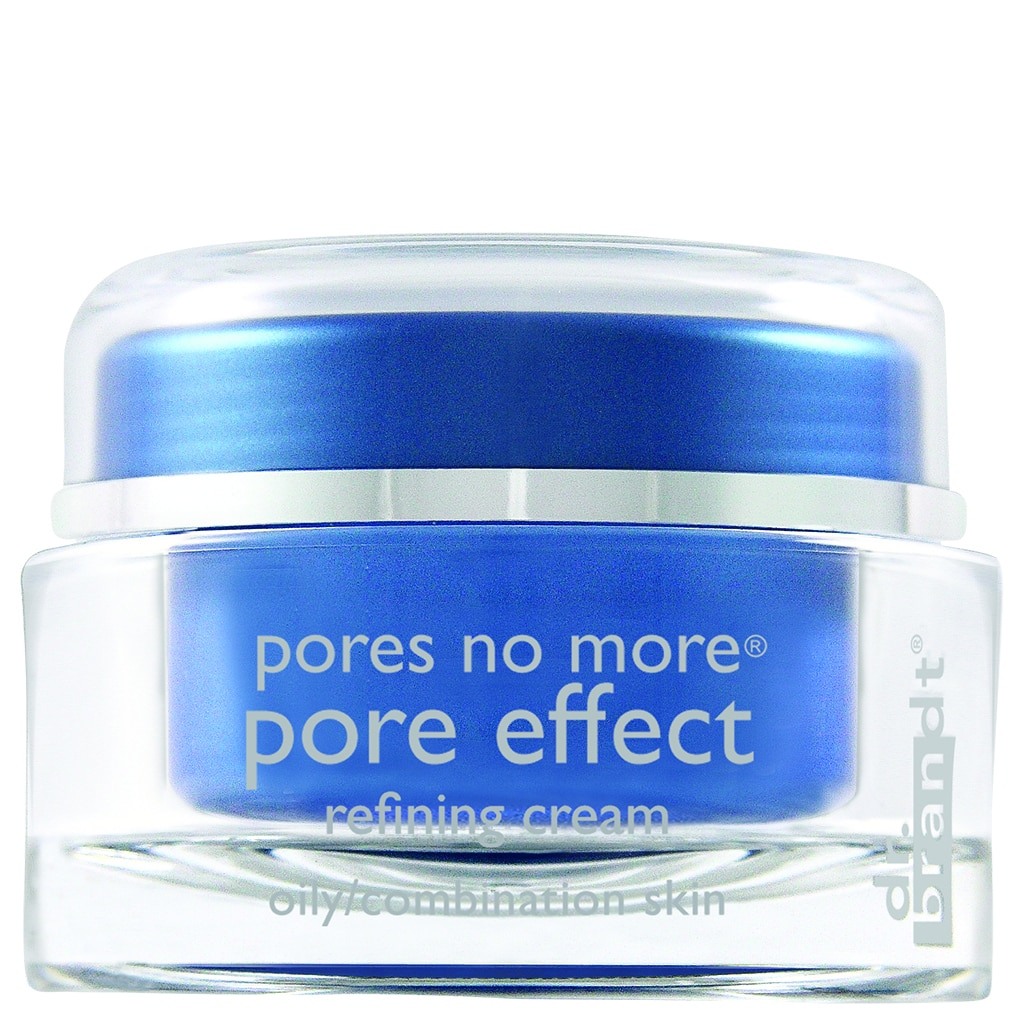 Dr. Brandt Pores No More Pore Effect Refining Cream, Oily/Combination Skin, 1.7 Oz