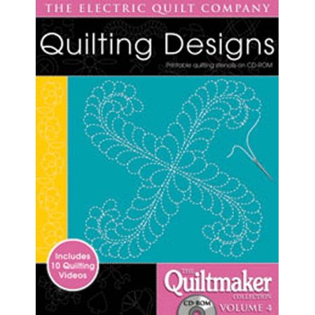 Quilting Bee Design (Quiltmaker Quilting Designs Volume 4 )