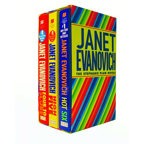 Janet Evanovich The Stephanie Plum Novels: Books 4-6