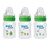 Bornfree - 5 Oz. Decorated 3-pack