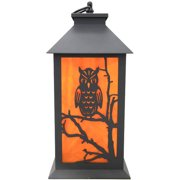 Halloween Holographic LED Lantern, Owl Halloween Decoration