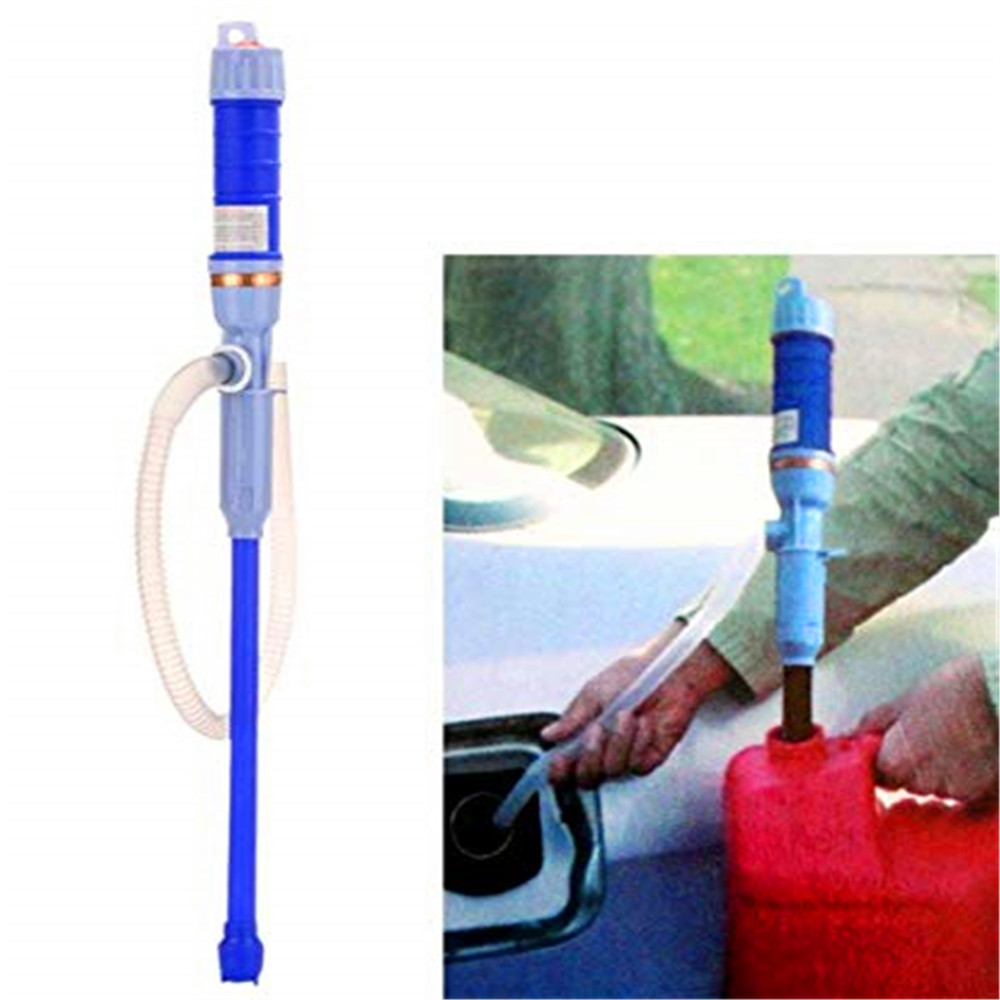 Automatic Battery Operated Air Fuel Sucker Liquid Transfer Syphon Pump