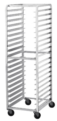 Advance Tabco 18 Mobile Pan Rack Model PR30-3WS by Advance Tabco