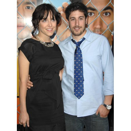 Lindsay Zir Jason Biggs At Arrivals For Harold And Kumar Escape From Guantanamo Bay Premiere Arclight Cinerama Dome Los Angeles Ca April 17 2008 Photo By David LongendykeEverett Collection