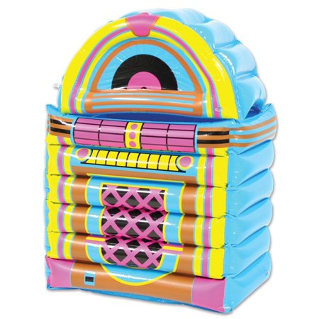 52165 Inflatable Jukebox Cooler, 20