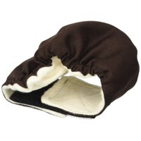 Seasonals Washable Belly Band/Diaper, Fits Petite Dogs, Brown