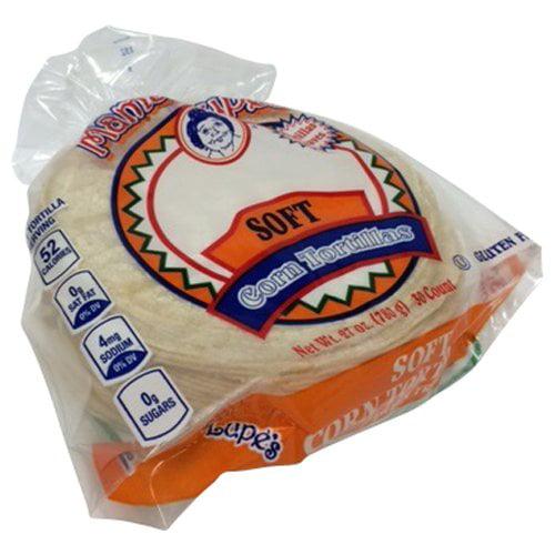 Mama Lupe's Soft Corn Tortillas, 30 count, 27 oz