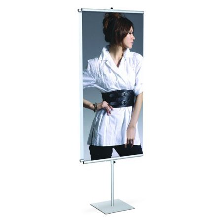Testrite 24 in. Gripgraphic Banner Stand](Banner Stands 4 Less)