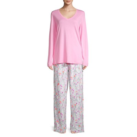 3-Piece Berry Holiday Pajama Set (Carole Hochman 3 Piece)