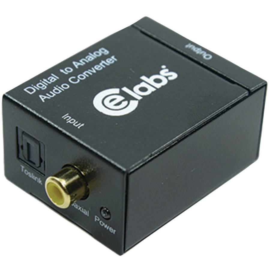 CE Labs DAC102 Digital to Analog Audio Converter