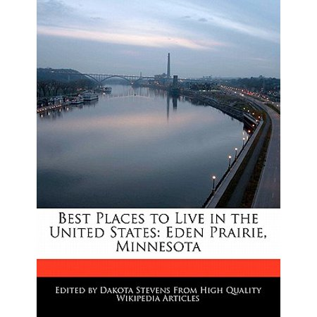 Best Places to Live in the United States : Eden Prairie, (Brass Eden Prairie Single)