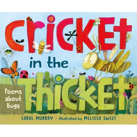 Cricket in the Thicket: Poems about Bugs (Hardcover)](Poems About Halloween For Adults)