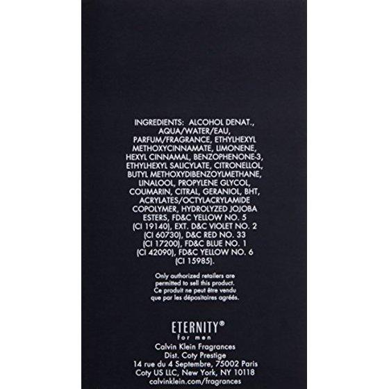 Calvin Klein Beauty Eternity Intense By Calvin Klein For Men 34