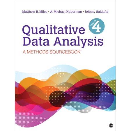 Qualitative Data Analysis : A Methods Sourcebook (Qualitative Data Analysis From Start To Finish)