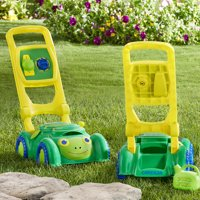 Melissa & Doug Personalized Snappy Turtle Mower