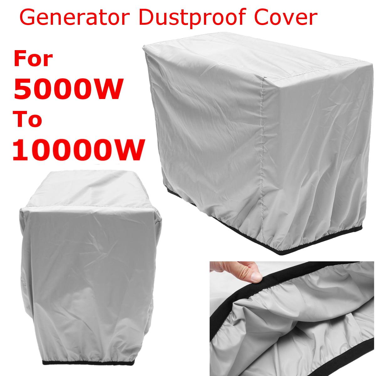 Generator Dustproof Large UV Weatherproof Cover For Generator 5000W To 10000W
