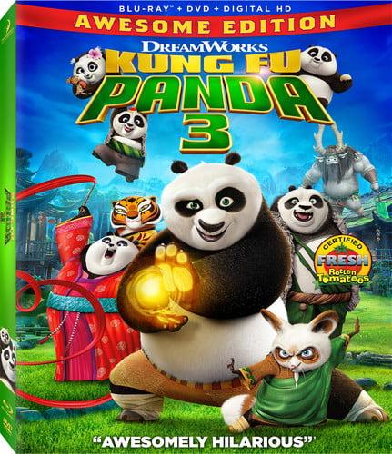 Kung Fu Panda 3 Blu Ray Walmart Com Walmart Com