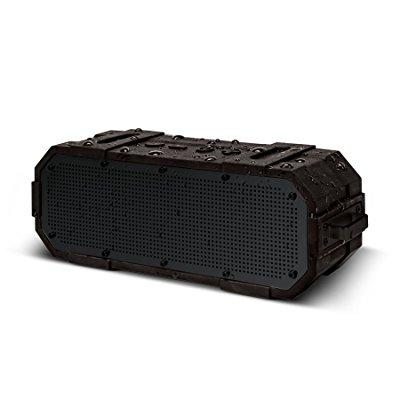 MVMT Traverse Outdoor Portable Wireless and Water Resistant Bluetooth  Speaker with Carabiner (Black) - Walmart.com