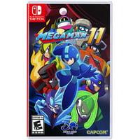 Mega Man 11, Capcom, Nintendo Switch, 045496662325 (Digital Download)
