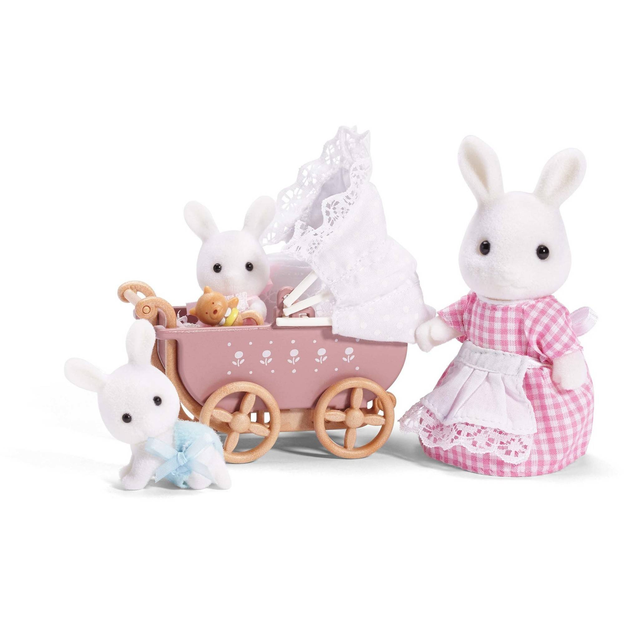 calico critters connor and kerri u0027s carriage ride walmart com
