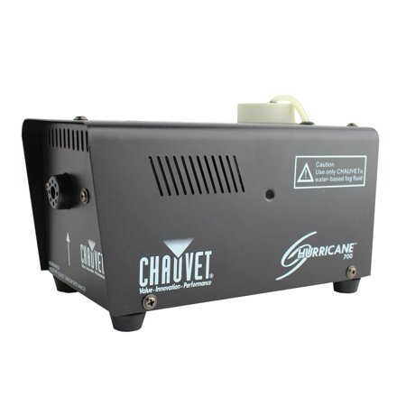 Chauvet DJ Halloween Fog Smoke Machines with Fog Fluid and Wired Remote (2 Pack) - image 3 de 6