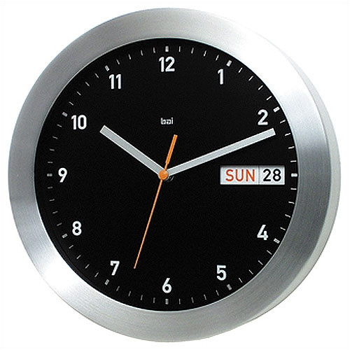 Bai Design 11'' Datist Modern Wall Clock
