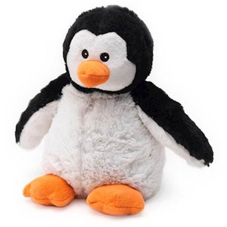 Penguins Stuffed Animals (PENGUIN JUNIOR - WARMIES Cozy Plush Heatable Lavender Scented Stuffed)
