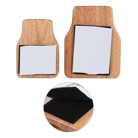 ammoon Large & Medium 2pcs Cajon Box Drum Accessory Castanets for Hand Percussion Instruments - image 2 of 7