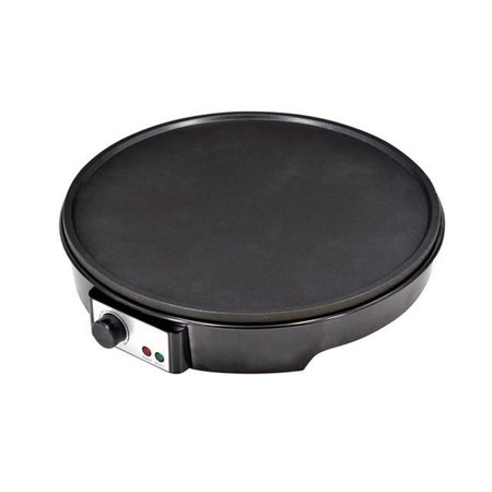 """Eternal Kitchen Gadget Deluxe 12"""" Electric Crepe Maker And Griddle PG93932"""