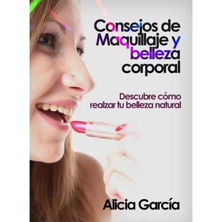 Consejos de Maquillaje y belleza corporal - eBook](Juegos De Halloween Maquillaje)