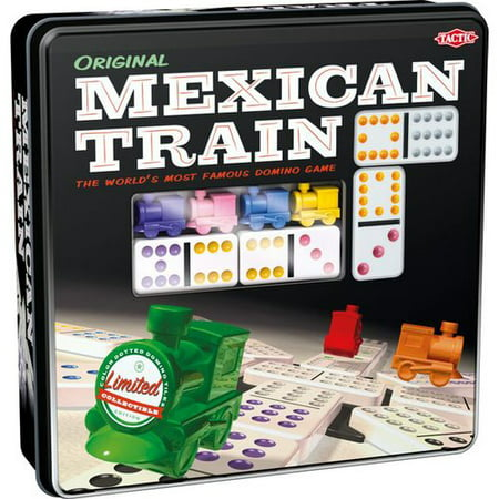 - Mexican Train in Tin Box