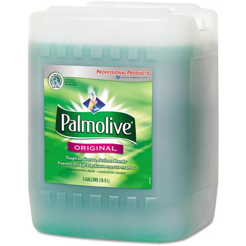 Palmolive Original Dishwashing Liquid, 5 gal