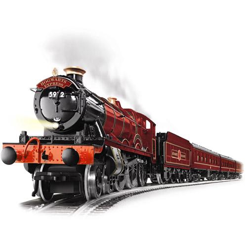 Lionel Harry Potter Hogwarts Express O-Gauge Train Set