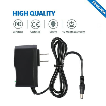 Anauto etc,AC Adapter to power your table lamp,AC 100-240V Converter Adapter DC 9V Power Supply Charger US plug 5.5mm 1A US 9v 200ma Power Adaptor