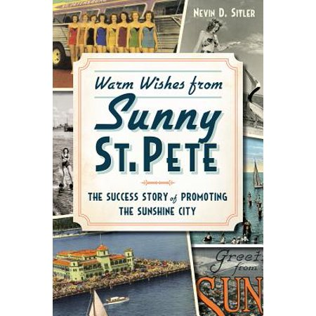 Warm Wishes from Sunny St. Pete - eBook