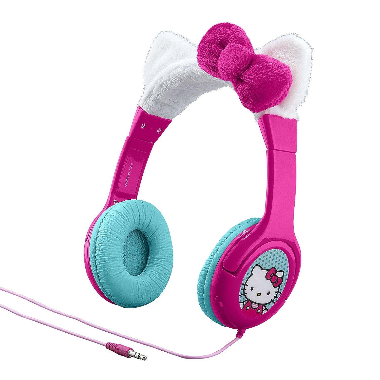 Hello Kitty Stereo Headphones