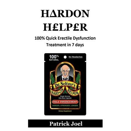 HΔrdon H£lp£r : 100% Quick Erectile Dysfunction Treatment in 7 Days (Paperback
