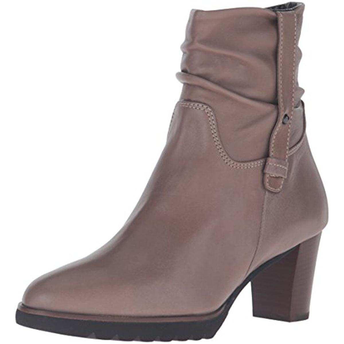 Amalfi by Rangoni Womens Fulvia Slouchy Almond Toe Ankle Boots by Amalfi by Rangoni