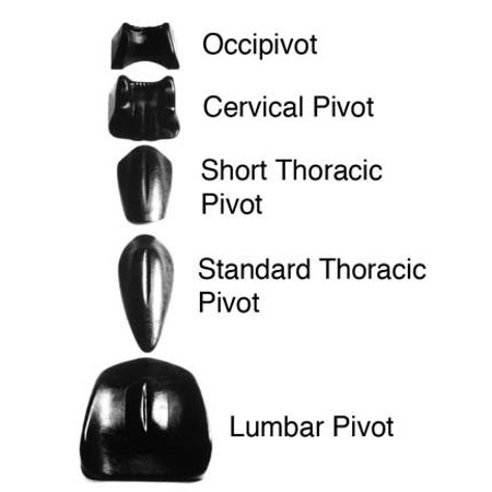 Pivotal Therapy System 00-4504 Soft Tissue System, Cervical Pivot, Cervical pivot point (b) useful as a substitute for gentle cervical traction By