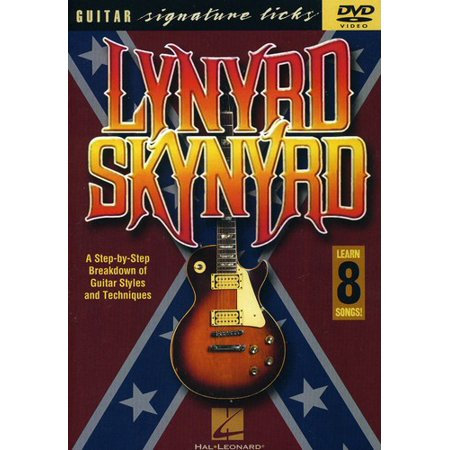 Signature Licks Video - Guitar Signature Licks (DVD)