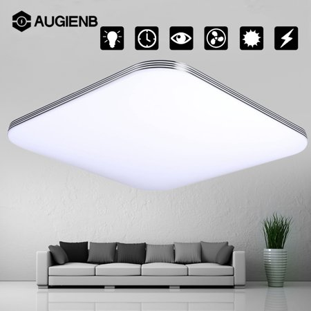 Augienb 13 5 Inch Square Led Ceiling Down Light Flush