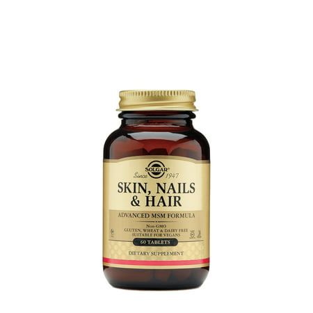 Solgar Skin Nails and Hair 60 Tablets