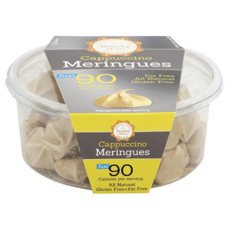 Krunchy Melts Cappuccino Meringues, 4 Oz (Pack of - Meringue Cookies Halloween