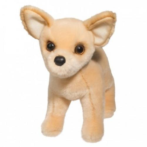 Cuddle Dog - Douglas Cuddle Toys Carlos Chihuahua Plush Dog 10