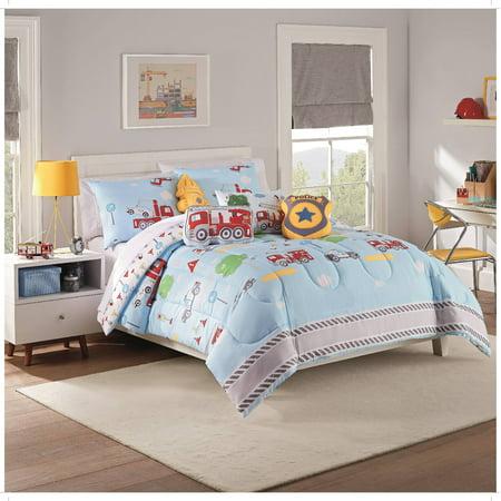 Waverly Kids Hero Squad 2pc Reversible Comforter Set