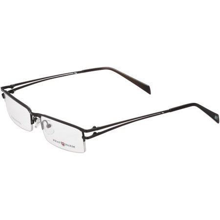 Phat Farm Rx-able Frames With Case, Black - Walmart.com